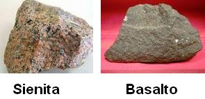 rocas cristalinas
