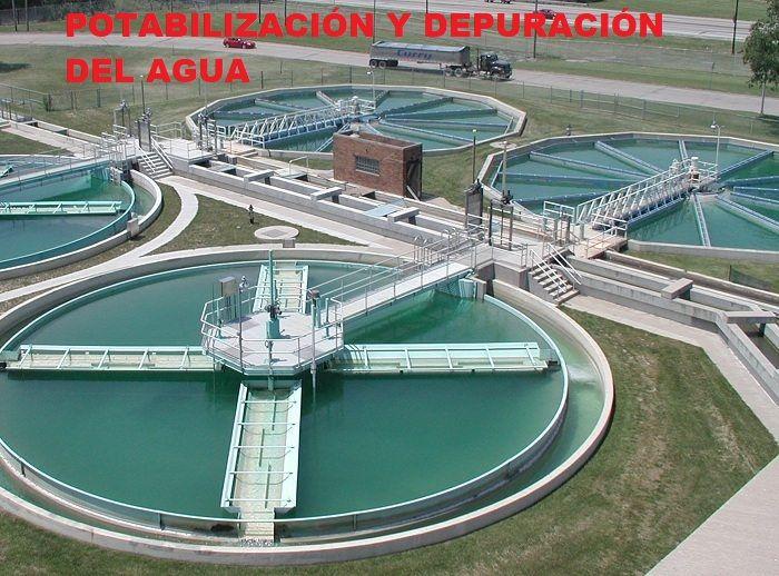 potabilizacion y depuracion del agua