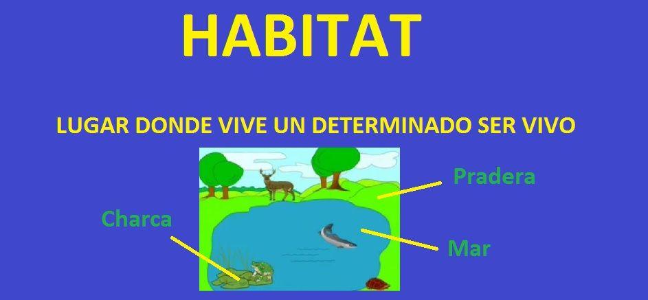que significa habitat