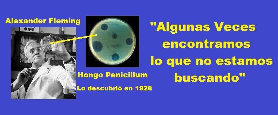 quien descubrio la penicilina