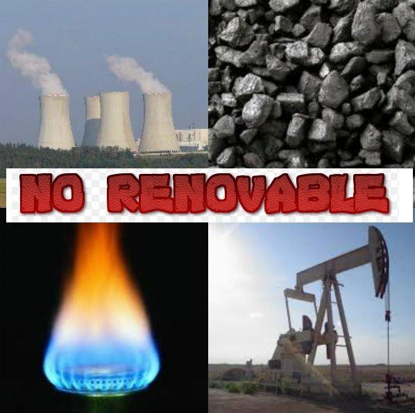 imagen de recursos no renovables