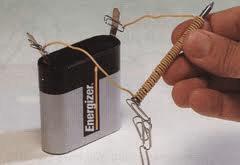 bobina campo magnetico