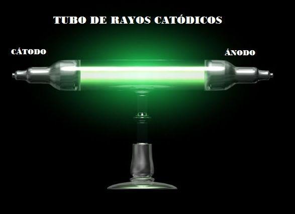 J.J. THOMPSON-Los Rayos Catódicos-Descubrimiento del