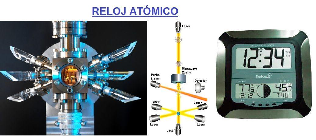 Reloj Atomico Que Es Funcionamiento Y Tipos El Reloj Más Exacto