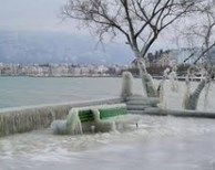 tormentas de hielo