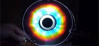 creando el arcoiris